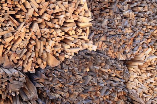 Fagots de chutes bois
