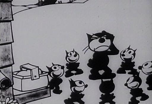 Félix le chat - 01