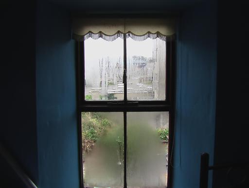 Fenêtre à guillotine à Irlande