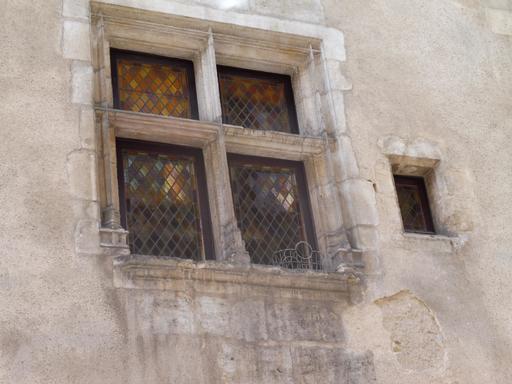 Fenêtre du XVème siècle à Bordeaux