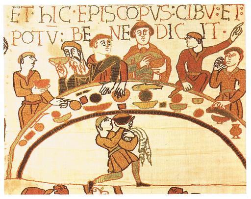 Festin médiéval à Bayeux