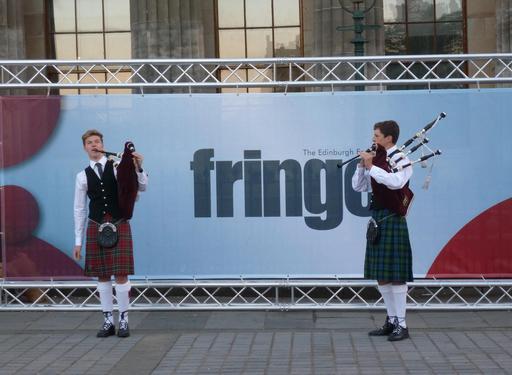 Festival international à Édimbourg
