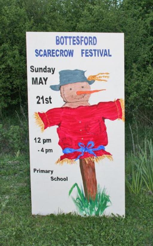 Festival scolaire d'épouvantails