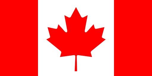 Feuille d'érable du drapeau du Canada