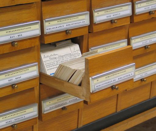 Fichiers de bibliothèque