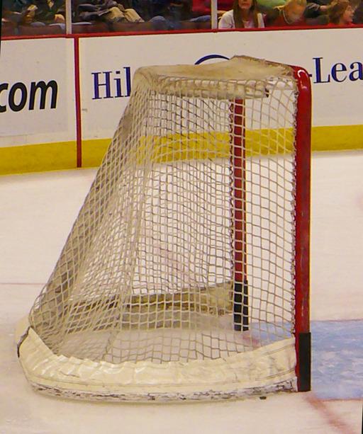 Filet de hockey sur glace