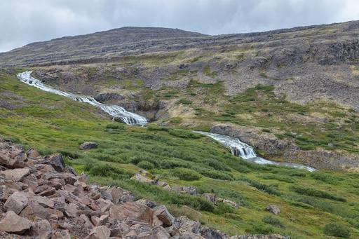 Fleuve en Islande