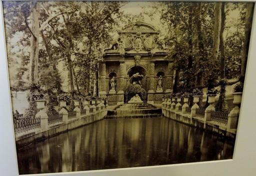 Fontaine Médicis au Luxembourg
