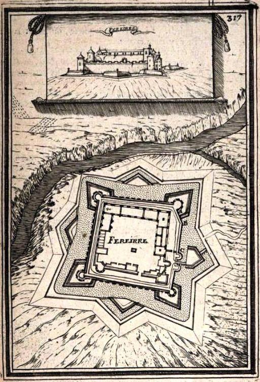 Fortification de Fereirre