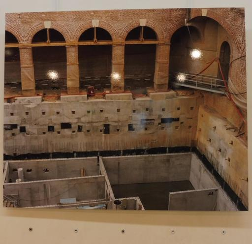 Fouilles archéologiques au Palais de la Berbie à Albi