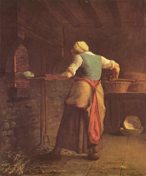 Four à pain ancien