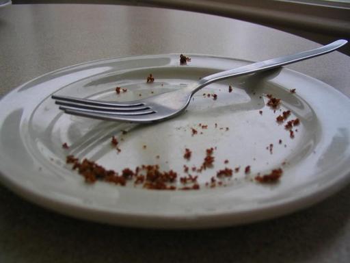 Fourchette à dessert