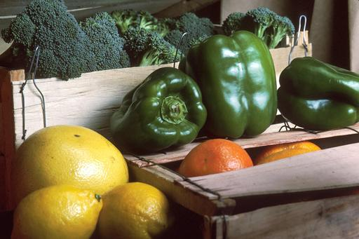 Fruits et légumes