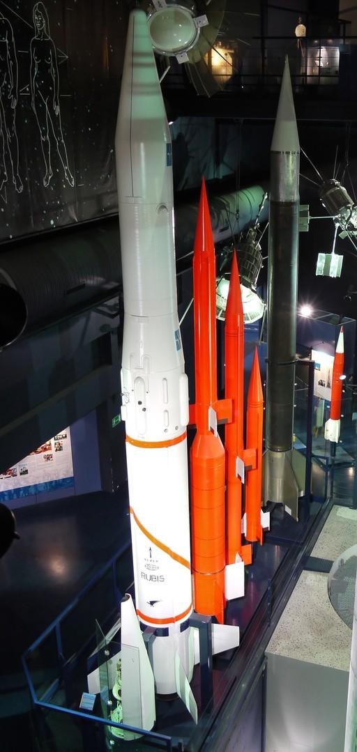 Fusées sondes