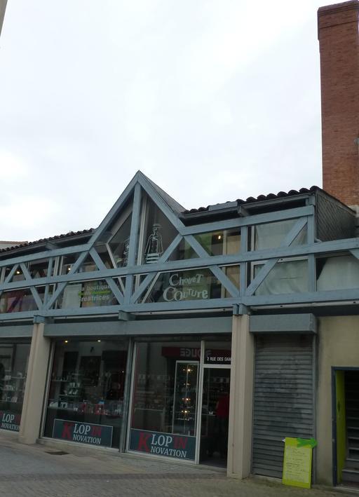 Galerie marchande à La Rochelle