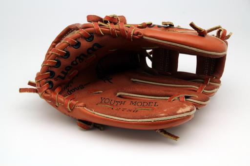 Gant de baseball enfant