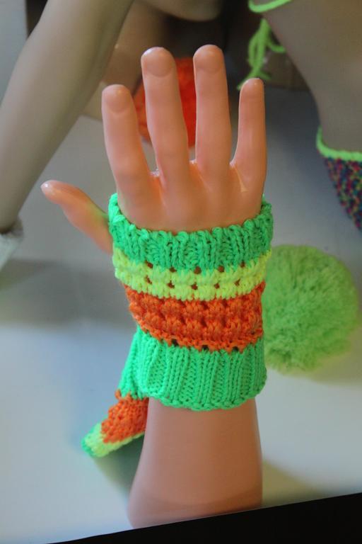Gant de poignet fantaisie