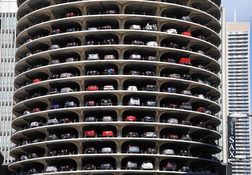 Garage à Chicago