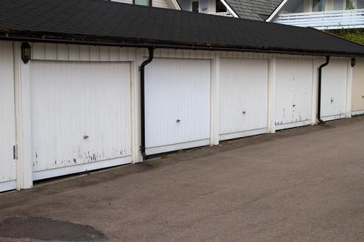 Garages pour une résidence