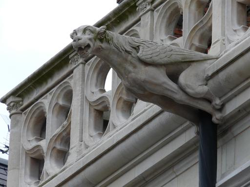 Gargouille à Blois