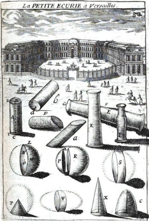 Géométrie pratique en 1702