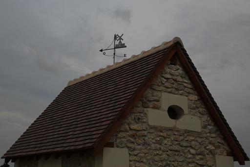 Girouette moulin