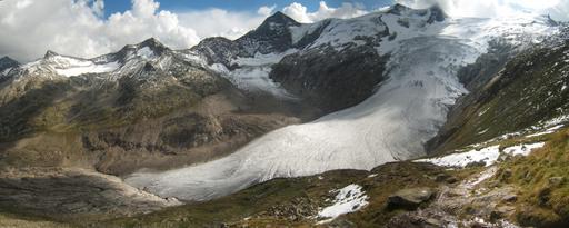 Glacier de Schlatenkees en Autriche