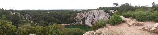 Gouffre de l'oeil doux dans l'Aude