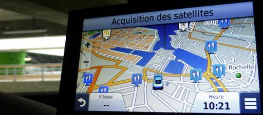 GPS à La Rochelle