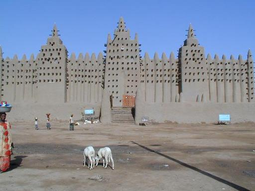 Grande Mosquée de Djenné