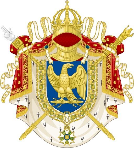Grandes Armes Impériales de 1804 à 1815