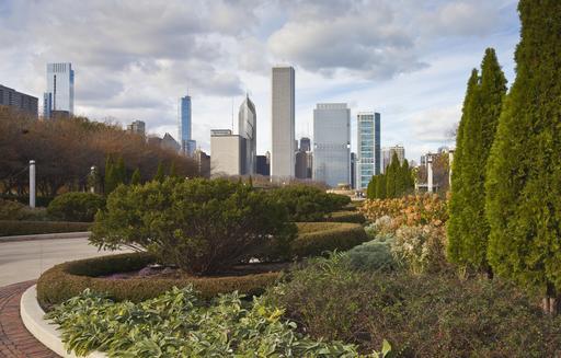 Grant Park de Chicago
