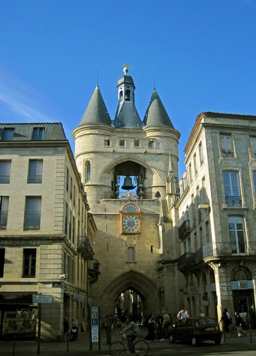 Grosse cloche de Bordeaux
