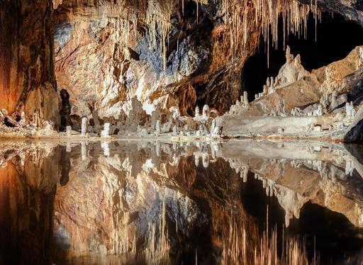 Grotte de Saalfeld