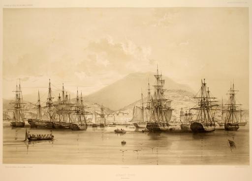 Hobart-Town en Tasmanie