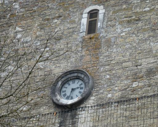 Horloge à Salies-de-Béarn