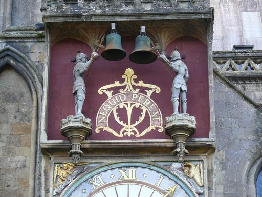 Horloge anglaise à automates