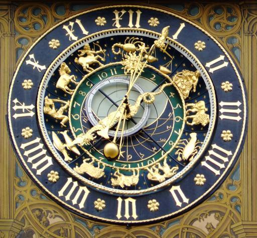 Horloge astronomique d'Ulm de 1520