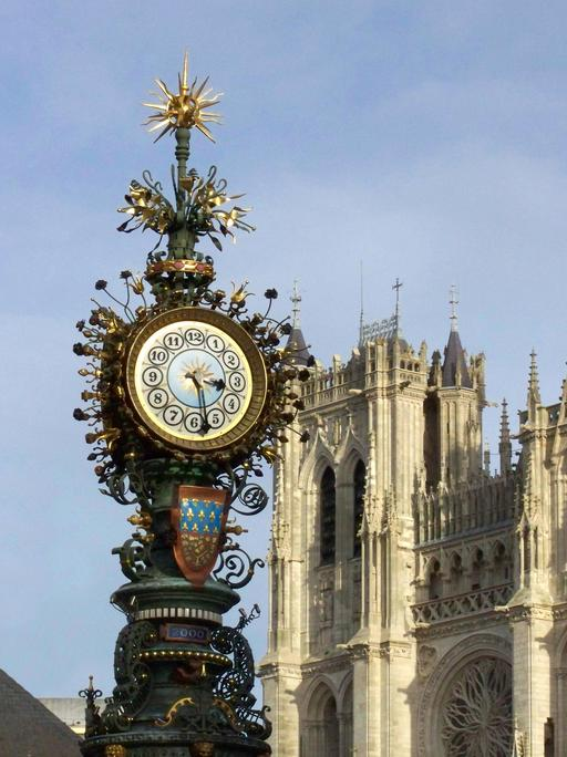 Horloge d'Amiens