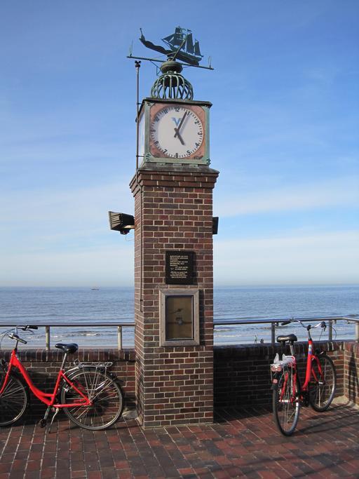 Horloge de Wangerooge