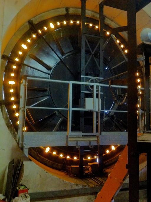 Horloge du campanile de la gare de Limoges