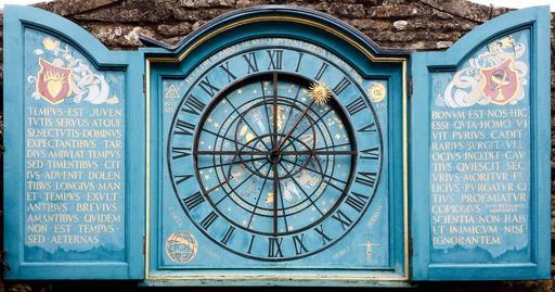 Horloge nychthémère