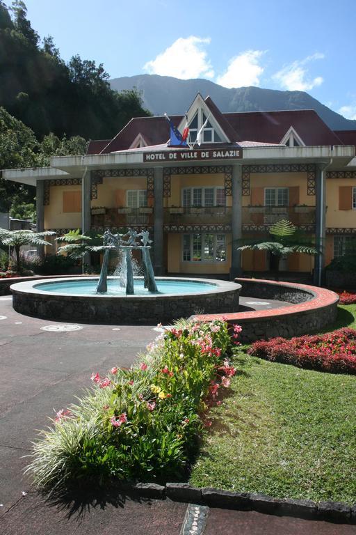 Hôtel de ville de Salazie à La Réunion