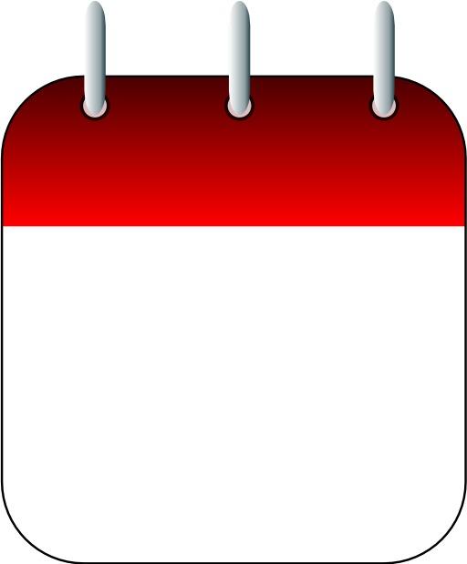 Icone de calendrier