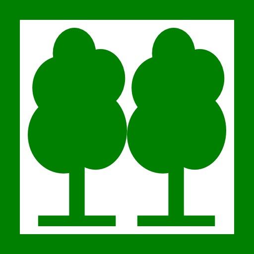 Icone de parc