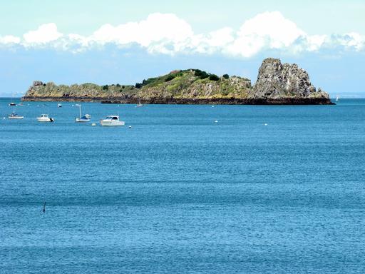 Ile des Rimains en Bretagne