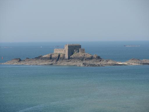 Ile du Petit Bé en Bretagne
