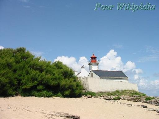 Image de l'île de Groix