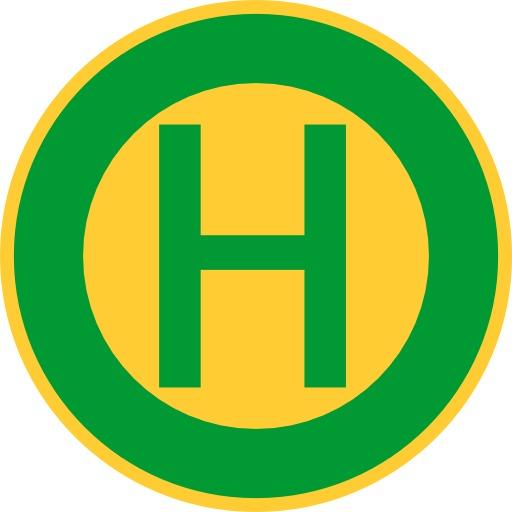 Image vectorielle d'Hopital