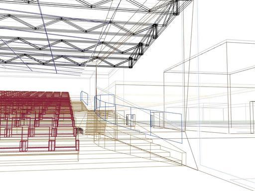 Infographie en architecture